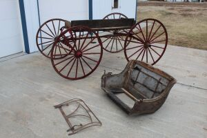 Original Velie Buggy