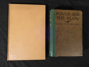 Power and the Plow by Ellis & Rumbly, Gas Engines 1891-1894