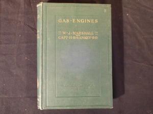 Gas Engines, The Gasoline Automobile