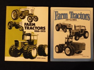 2 Farm Tractor Books