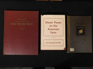 3 Steam Books