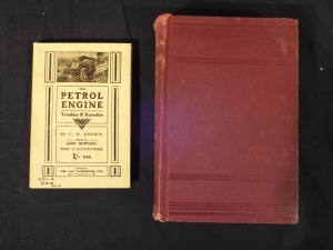 2 Petrol Engine Books