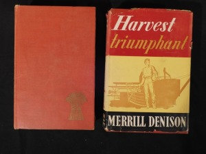 2 Copies of Harvest Triumphant