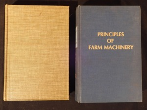 2 Farm Machinery Books