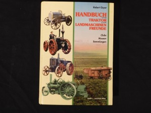 German book Handbuch fur Traktor ...