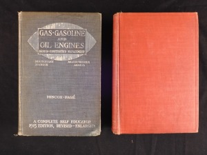 2 books by Gardner D. Hiscox