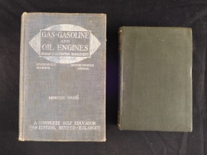 Book by Gardner D. Hiscox and Page, Book by Page