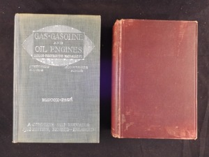 Book by Gardner D. Hiscox and Page, Book by D. Clerk