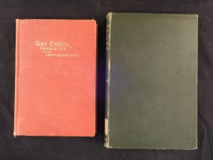 2 Gas Engine Books