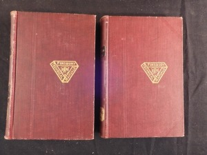Gas and Petroleum Engines Vol 1 & 2