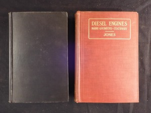 2 Oil Engine Books