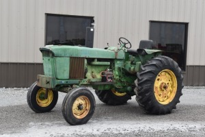 John Deere 4020 Syncro Row Crop with Console