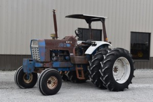 Ford 9600 with Duals