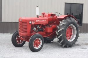 International McCormick WR-9 LP