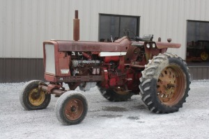 Farmall 756 Diesel Row Crop