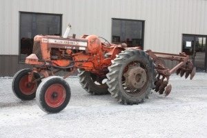 Allis Chalmers D17 LP Propane High Crop