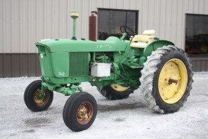 John Deere 3010 LP Row Crop