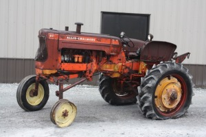 Allis Chalmers D19 Diesel High Crop