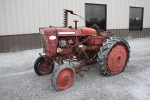 Farmall 140 Hi-Clear Sickle Mower