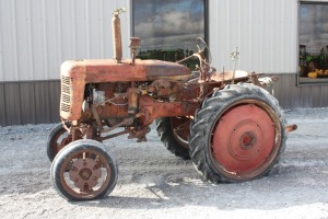 Farmall Super A Hi-Clear