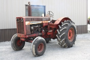 Farmall 826 Hydro Demonstrator Standard- Only One Known!