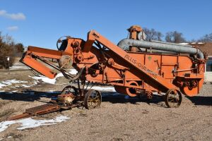 Allis Chalmers Threshing Machine