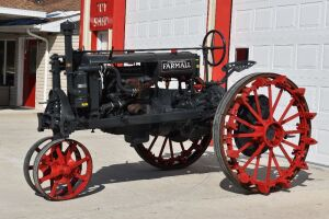McCormick Deering Farmall Regular