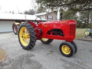 Massey Harris 101 Jr.
