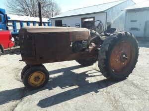 Massey Harris Super 101
