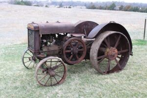 1924 John Deere Spoker D - 86th built!