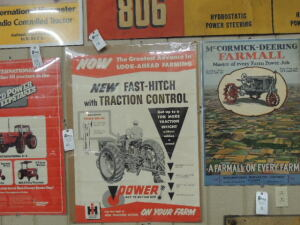 """New Fast-Hitch with Traction Control"" paper poster"