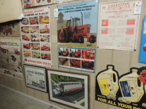 (2)-International Harvester items