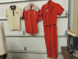 (3)-IH employee garments