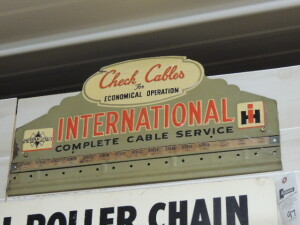 International Complete Cable Service SST display topper