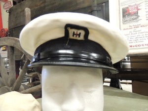 International Harvester Captains Hat