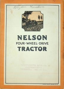Nelson Corporation Four-Wheel-Drive