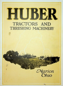 The Huber Manufacturing Company, Catalog of Tractors-Threshers