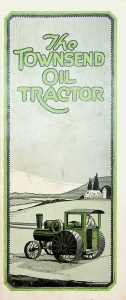 The Townsend Oil Tractor Pocket Catalog