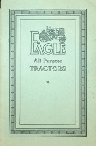 The Eagle All Purpose Tractors Catalog