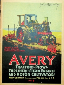 Avery Company 1918 Full Line Catalog