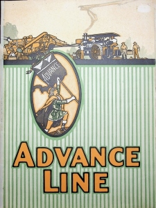 Rumely Products Company, Inc., Catalog of Advance Line Power Farming Machinery