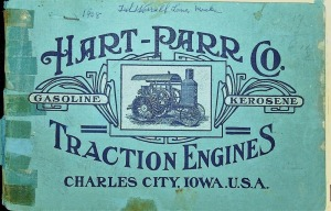 Hart-Parr Co. Traction Engines Catalog