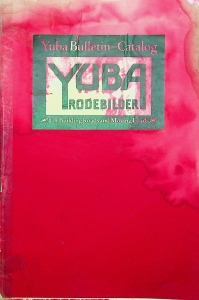 Yuba Rodebilder For Building Roads and Moving Roads Loads/ Yuba Bulletin-Catalog
