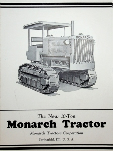 Monarch Tractor Corporation The New 10-Ton