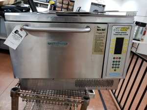 TURBOCHEF TORNADO HIGH SPEED ACCELERATED CONVECTION /MICROWAVE OVEN (FOR PARTS)