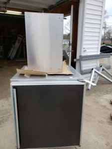 Silver King Commercial Refrigerator