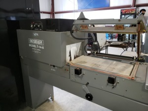 Beseler Model T-14-8 Heat Shrink Machine with Tunnel