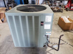 Rudd Air Conditioner