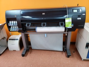 HP Designjet Z6100 Wide Format Printer