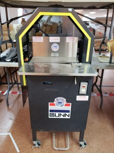 Bunn Package Tying Machine